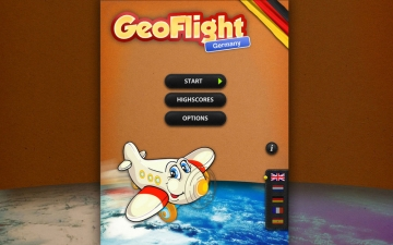 GeoFlight Germany: Learning German geography made easy and fun スクリーンショット5