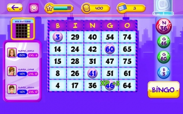 Bingo: Fun Family Casino Game スクリーンショット1