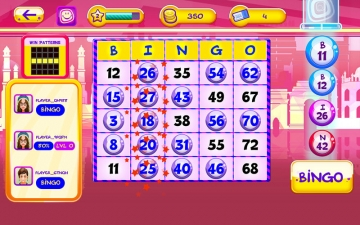 Bingo: Fun Family Casino Game スクリーンショット2