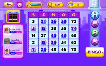 Bingo: Fun Family Casino Game スクリーンショット3