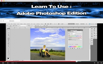 Easy To Learn : Adobe Photoshop Edition スクリーンショット4
