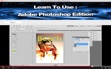 Easy To Learn : Adobe Photoshop Edition スクリーンショット5