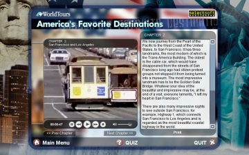 America's Favorite Destinations スクリーンショット1