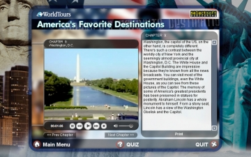 America's Favorite Destinations スクリーンショット2