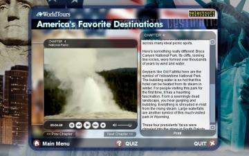 America's Favorite Destinations スクリーンショット3