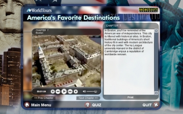 America's Favorite Destinations スクリーンショット4