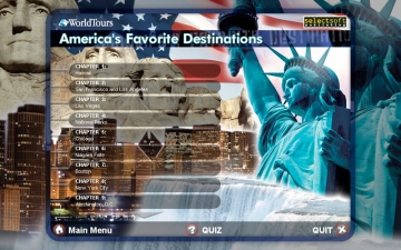 America's Favorite Destinations スクリーンショット5