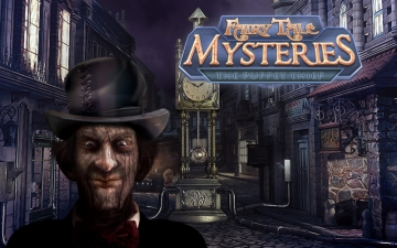 Fairy Tale Mysteries: The Puppet Thief スクリーンショット3