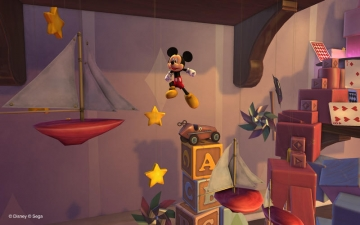 Castle of Illusion Starring Mickey Mouse スクリーンショット1