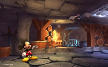 Castle of Illusion Starring Mickey Mouse スクリーンショット3