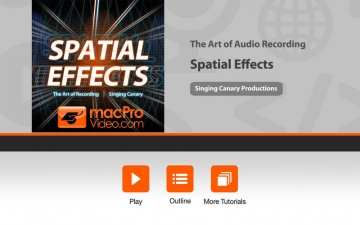 Art of Audio Recording - Spatial Effects スクリーンショット1