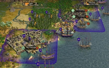 Sid Meier's Civilization® IV: Colonization スクリーンショット3