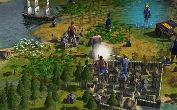 Sid Meier's Civilization® IV: Colonization スクリーンショット4