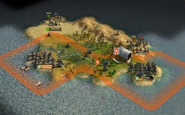 Sid Meier's Civilization® IV: Colonization スクリーンショット5