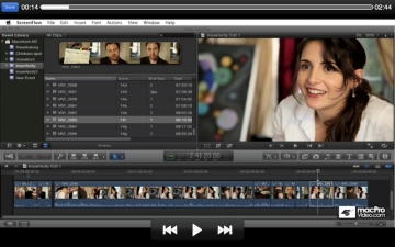 Course For Final Cut Pro X 101 - Overview and Quick Start Guide スクリーンショット4