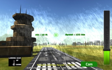 Aircraft Landing - Pilot the Plane スクリーンショット1