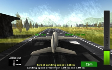 Aircraft Landing - Pilot the Plane スクリーンショット2