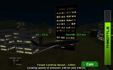 Aircraft Landing - Pilot the Plane スクリーンショット3