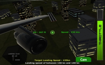 Aircraft Landing - Pilot the Plane スクリーンショット4
