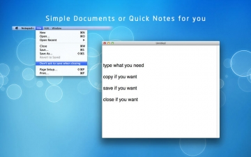 Notepad+ - Simple Document and Quick Note スクリーンショット2