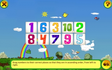 Learning Numbers for Kids: games to teach numbers from 1 to 10 by Hedgehog Academy スクリーンショット2