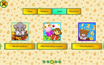 Learning Numbers for Kids: games to teach numbers from 1 to 10 by Hedgehog Academy スクリーンショット3