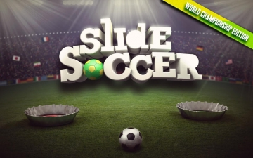 Slide Soccer – Multiplayer online soccer kicks-off! Championship Edition スクリーンショット1