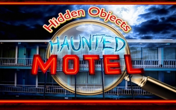 Hidden Objects Haunted Motels & Hotels スクリーンショット1