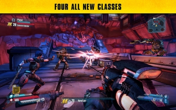 Borderlands: The Pre-Sequel! スクリーンショット4