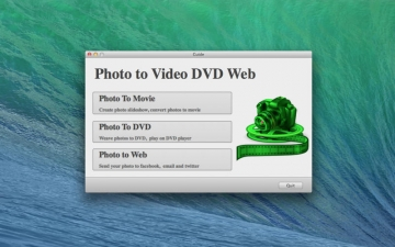 Photo Movie + DVD Slideshow Tool スクリーンショット5