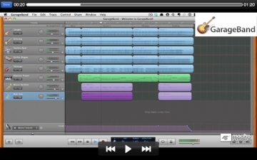 Course For Garageband '11 101 - Core Garageband '11 スクリーンショット4