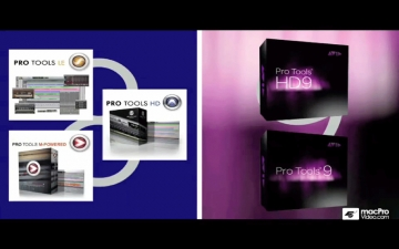 Course For Pro Tools 101 - Core Pro Tools 9 スクリーンショット3
