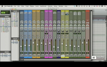 Course For Pro Tools 101 - Core Pro Tools 9 スクリーンショット4
