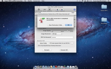 PDF to JPG Pro : The Batch PDF to Image Converter with Automation スクリーンショット5