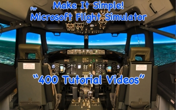 Make It Simple! For Microsoft Flight Simulator スクリーンショット1