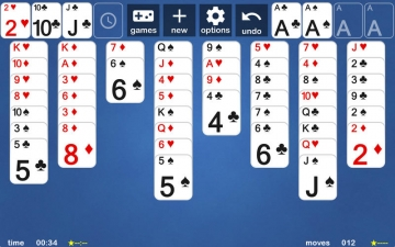 Freecell Solitaire スクリーンショット3