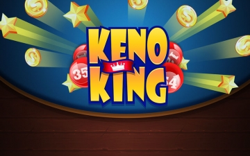 Keno King: Casino Lottery Game スクリーンショット1