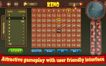 Keno King: Casino Lottery Game スクリーンショット5