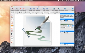 InkDraw - Vector Graphics Editor スクリーンショット4