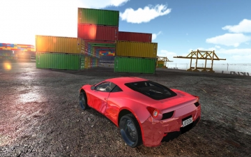 Car Parking - Test Drive and Parking Simulator スクリーンショット1