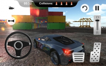 Car Parking - Test Drive and Parking Simulator スクリーンショット3