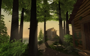 realMyst: Masterpiece Edition スクリーンショット1