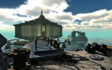 realMyst: Masterpiece Edition スクリーンショット5
