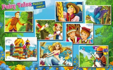 Honey Flavour Puzzle Chest Fairy Tales スクリーンショット2