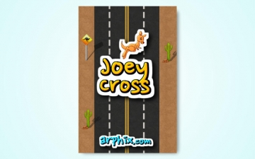 Joey Cross - Jumping on Roads in the Outback スクリーンショット1