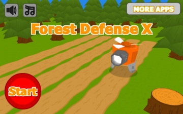Forest Defense X - game for speed and attentiveness スクリーンショット5