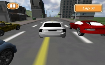 Speed Car Fighter 3D 2015 Free スクリーンショット3
