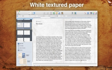 A Plus Old Book Template for iBooks Author スクリーンショット4