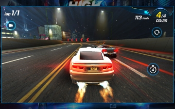 Car Racing 3D: High on Fuel スクリーンショット2