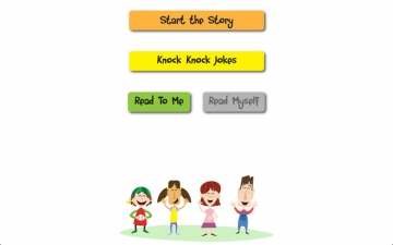 Joke Telling Social Story and Speech Tool on How to Tell Jokes for Preschool, Aspergers, Autism & Down Syndrome スクリーンショット1